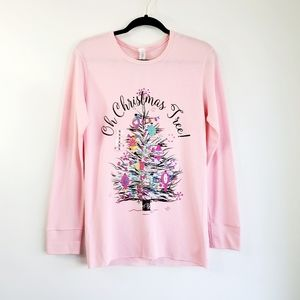 Oh Christmas Tree Long Sleeve Shirt